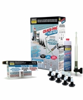 Simpson Strong-Tie CPFH09KT-KIT3 Crack Repair Kit + ETR16, CPFH09, 8 Ports