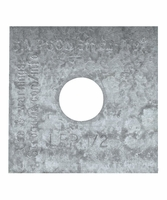 """Simpson Strong-Tie LBP-1/2 1/2"""" Bolt Dia 2 X 2 Bearing Plate"""