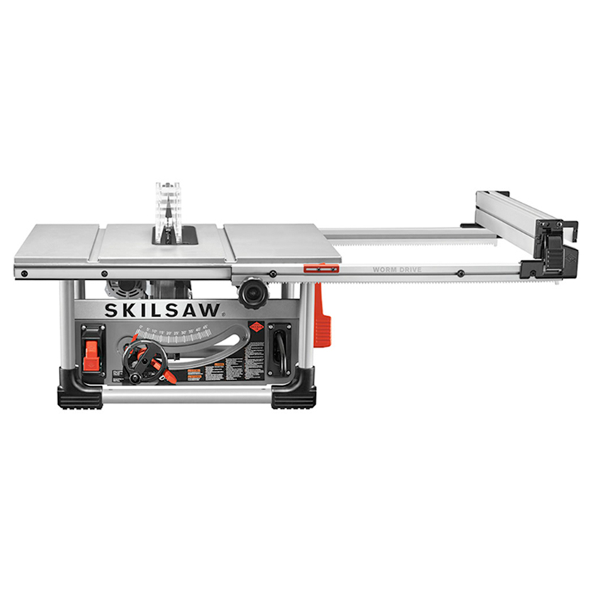 SKILSAW SPT99 12 10 In. Heavy Duty Worm Drive Table Saw