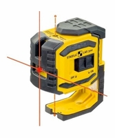STABILA 03180 LAX 300 Self-leveling cross line plus plumb points laser