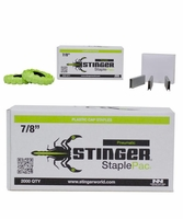 "STINGER 136044 7/8"" Pneumatic StaplePac (2000 ct)"