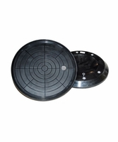Wood's Powr-Grip 49486T Replacement Vacuum Cup Pad