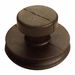 Wood's Powr-Grip G609 3-1/4 Concave Grifter Suction Cup