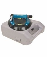 "Wood's Powr-Grip N4300 8"" Flat Vacuum Cup with Hybrid Handle"