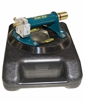 "Wood's Powr-Grip N4950AIR 8"" Flat Vacuum Cup with Metal Handle, Air-Powered"