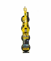 Wood's Powr-Grip P110T04DC3 Panel Channel Lifter w/ Intelli-Grip & Dual Vacuum System