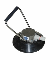 "Wood's Powr-Grip TL6FH 6"" Concave Vacuum Cup with Flip Handle"
