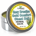 Easy Breathe Cold Comfort Chest Rub 4 OZ Tin