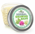Herbal Drawing Salve 4 oz Jar