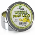 Herbal Foot Salve - 4 OZ Tin