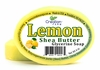 Lemon Shea Butter Glycerine Soap