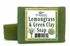 Lemongrass & Green Clay Soap