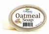 Oatmeal Oval Face & Bath Soap 4 oz Handmade Oatmeal Soap