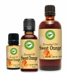 Orange, Sweet Essential Oil - Aceite esencial de naranja dulce