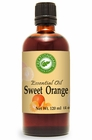 Sweet Orange Essential Oil 4 OZ