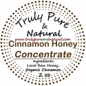 Cinnamon Honey Concentrate - 2 oz.