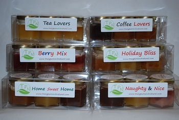<u>Raw Creamed Honey Gift Packs</u>