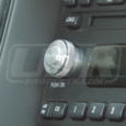 01-04 Ford Mustang Billet Radio Knob Double Style