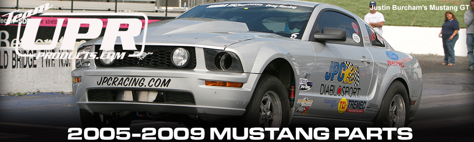 Ford Mustang Parts >> 2005 2009 Ford Mustang Parts Accessories Upr