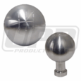 05-10 Mustang Billet Shift Knob Round 5 Speed