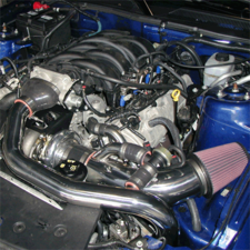 05-10 Mustang GT Hellion Turbo System