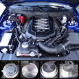 11-13 Mustang GT Engine Dress Up Stage 1 Kit