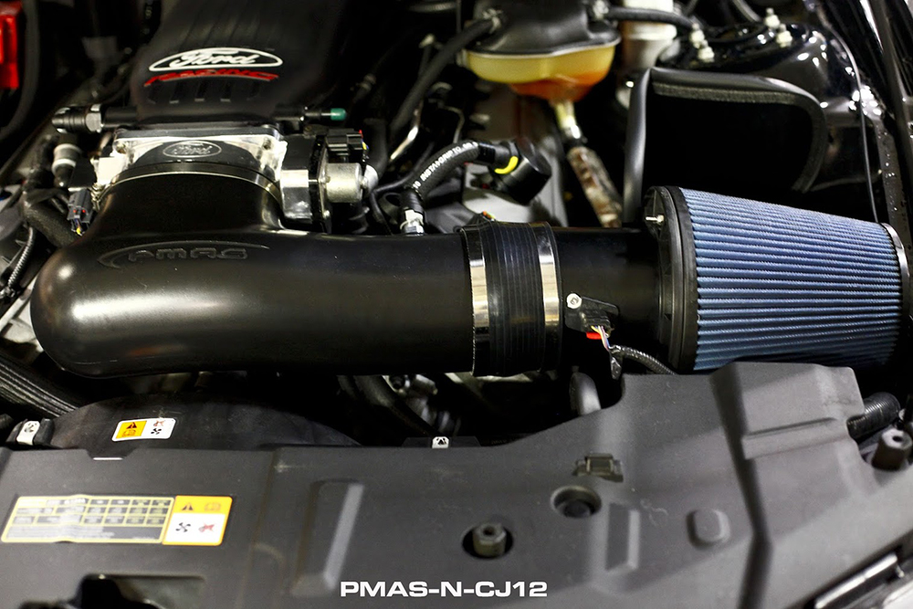 11 14 Ford Mustang Gt 5 0 Air Intake System