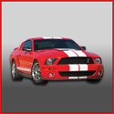 2007 Ford Mustang Shelby GT500 Production Numbers VIN Decoder