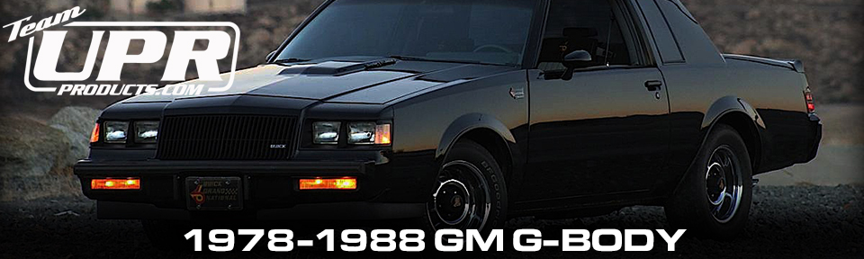 1978 1988 GM G Body Parts