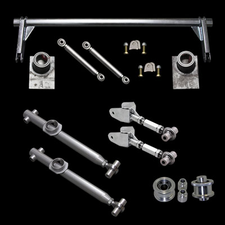 7904 Mustang Proseries Chrome Moly Rear Suspension Kit. Ford. 1987 Ford Rear Suspension Parts Diagram At Scoala.co