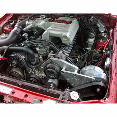 86-93 Mustang 5 0 ProCharger Supercharger Stage 2 D1SC Kit