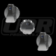 89-04 Mustang Billet Regular with Climate Control AC Knobs