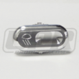 94-00 Ford Mustang Billet Fog Light Button