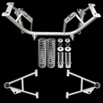 96-04 Mustang Chrome Moly K Member Kit