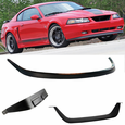 99-04 Mustang Mach 1 UPR Chin Spoiler & Grille Delete