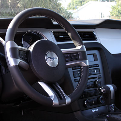 Ford mustang billet ac knobs window switches gauges - 2013 mustang interior accessories ...