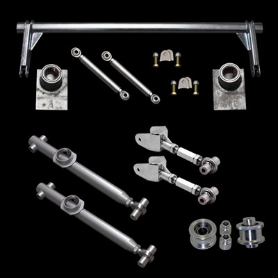 Ford Mustang Suspension Parts at UPR - Lifetime Warranty!