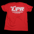 Team UPR Products.com T-Shirt - Red