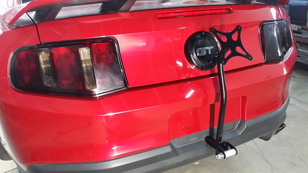 Tig Vision 05-14 Mustang Bolt On Parachute Mount