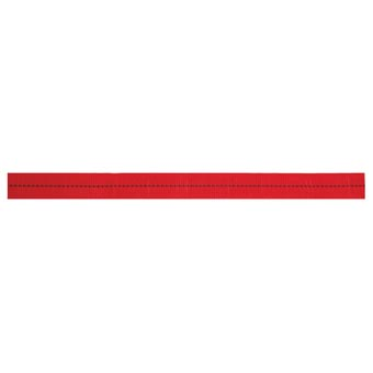 "ABC 1""X300' Red Tubular Webbing"