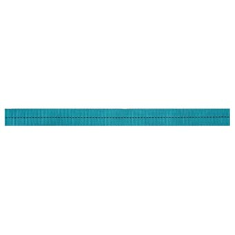 "ABC 1""X300' Teal Tubular Webbing"