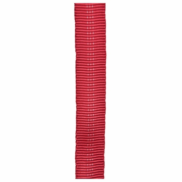 "Cypher 1""X300' UIAA Tubular Webbing Red"