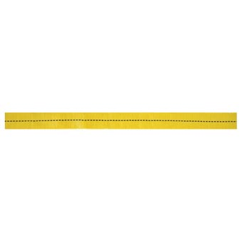 "Cypher 1""X300' Yellow Tubular Webbing"