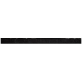 "ABC Tubular Webbing 2""X150' Black"