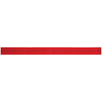 "ABC Tubular Webbing 2""X150' Red"