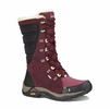 Ahnu Womens Northridge Insualted Waterproof Boots Red Mahogany