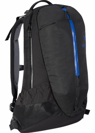 Arc'teryx Arro 22 Backpack Black/ Rigel