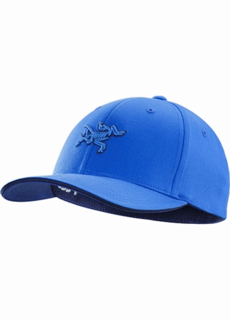 Arc'teryx Embroidered Bird Cap Deja Blue