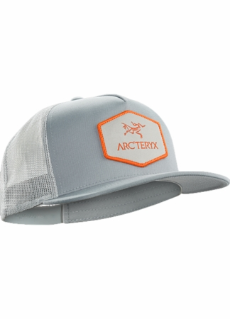 Arc'teryx Hexagonal Patch Trucker Hat Pegasus
