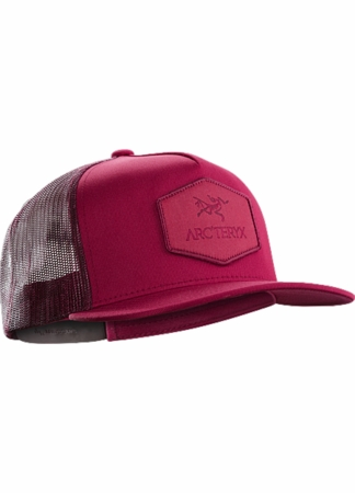 Arc'teryx Hexagonal Patch Trucker Hat Pentas